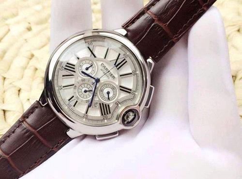 保养n厂卡地亚手表的金属表带的方法是什么